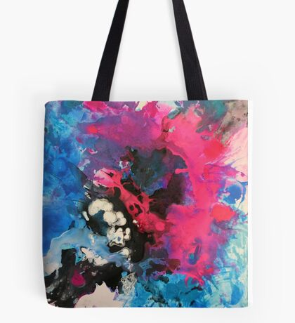 Reef Reflections III Tote Bag