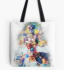 Kingdom Hearts Familie Tote Bag