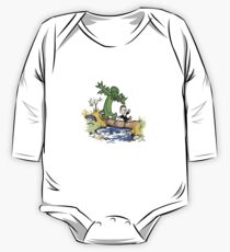 H.P. and Cthulhu One Piece - Long Sleeve