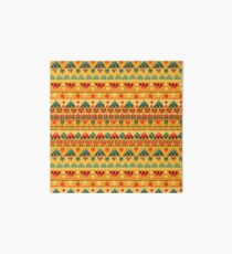 Ethnic pattern Art Board