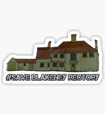 Save Blakeney Rectory Sticker