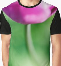 Tulip in abtract Graphic T-Shirt
