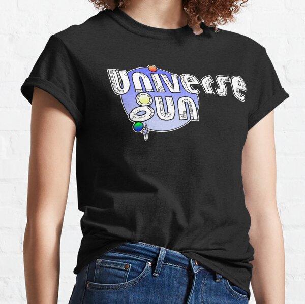 Universe Gun Blue Classic T-Shirt