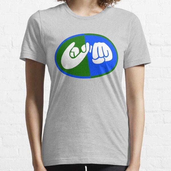 AMIGOS Lenguaje de señas Programa de televisión ASL Camiseta esencial