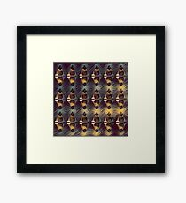 Graphic P1 Framed Print