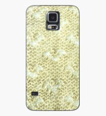 Lace knitting detail Case/Skin for Samsung Galaxy