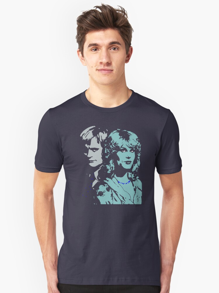 sapphire and steel Unisex T-Shirt Front
