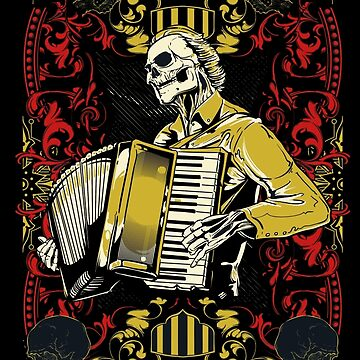 Death in accordion by gulugulu