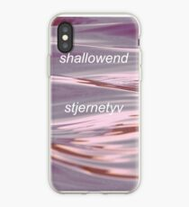STJERNETYV SHALLOWEND cover iPhone Case