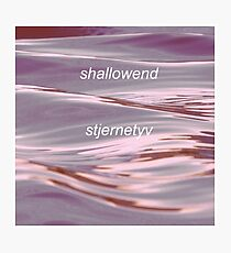 STJERNETYV SHALLOWEND cover Photographic Print