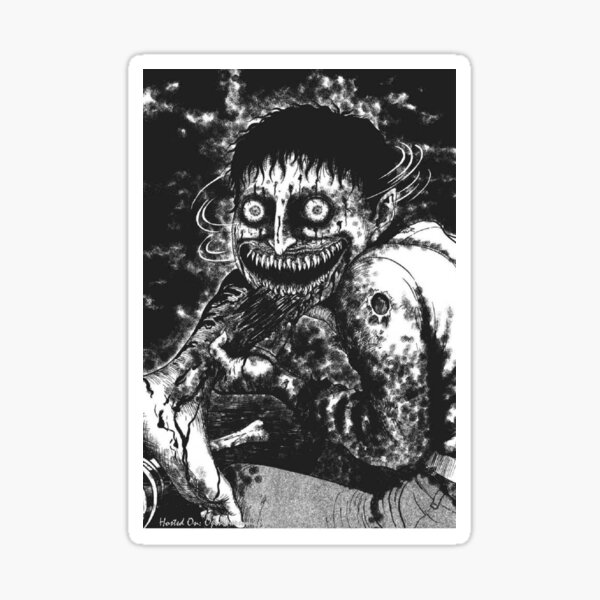 Secret of the Haunted House Sticker