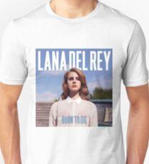 LANA DEL RAY | Born To Die Unisex T-Shirt