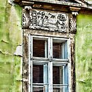 A Window in Budapest by Peter Doré