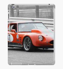 Bolwell Mk7 Racing at Sandown iPad Case/Skin