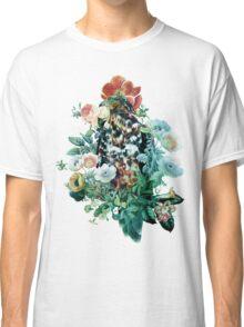 Bird in Flowers Classic T-Shirt