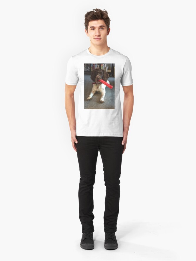 Alternate view of What a Cracker Slim Fit T-Shirt