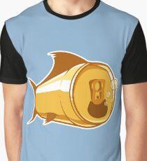 BeerFishing Graphic T-Shirt