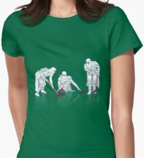 Curltroopers Womens Fitted T-Shirt