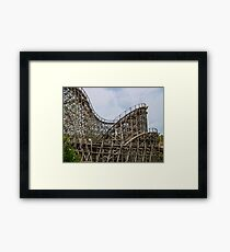 Coaster Framed Print