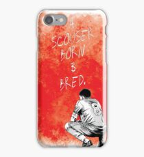 Steven Gerrard Artwork iPhone Case/Skin