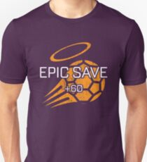 Rocket Leaugue Video Game Epic Save +60 Funny Gifts Unisex T-Shirt