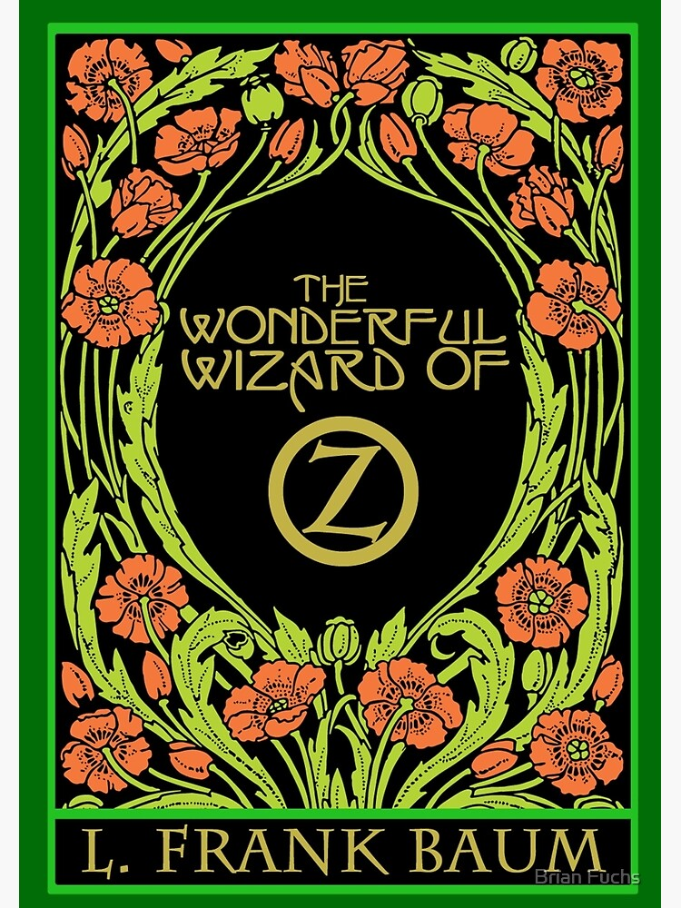 The Wonderful Wizard of Oz | Spiral Notebook