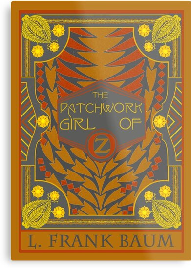 The Patchwork Girl of Oz by Brian Fuchs