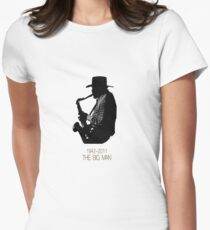 The Big Man Women's Fitted T-Shirt