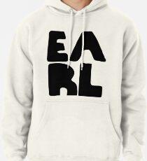 Earl Version 2 Black Ink Hoodie