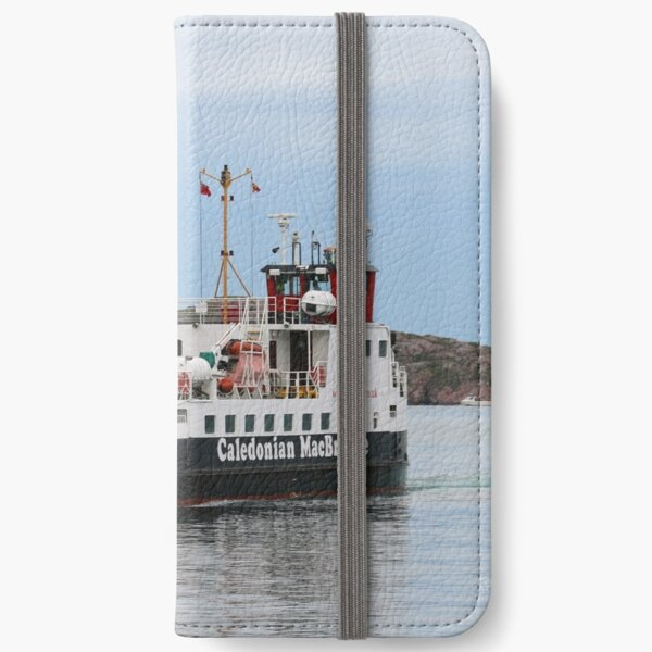 MV Loch Buie iPhone Wallet