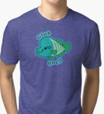 Glub, Glub Tri-blend T-Shirt