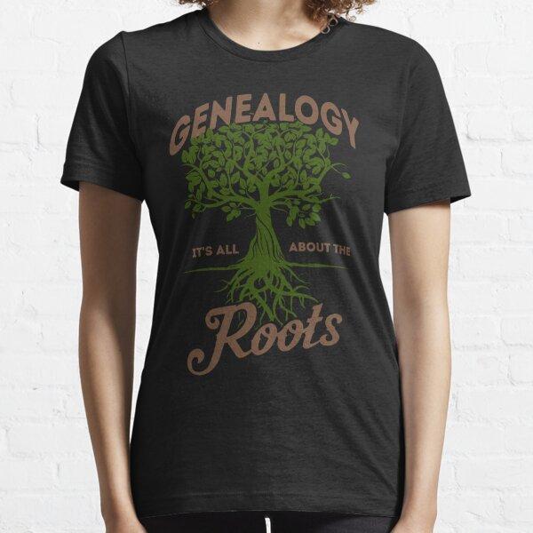 Part Irish Half British Roots Pie Chart Standard Women/'s T-Shirt
