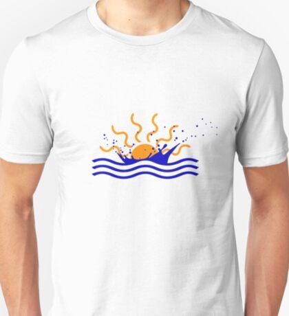 Sunset Splash T-Shirt