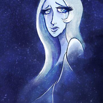 Feelin Blue by katersgonnakate