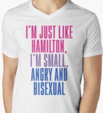 just like hamilton Men's V-Neck T-Shirt