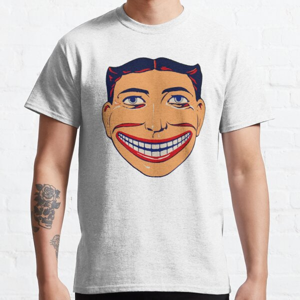 Steeplechase Face Coney Island Classic T-Shirt