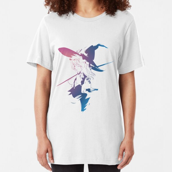 Marisa Kirisame Slim Fit T-Shirt