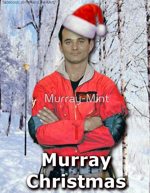 Murray Christmas.Murray Christmas By Murray Mint Redbubble