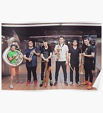 Lucky Chops Poster