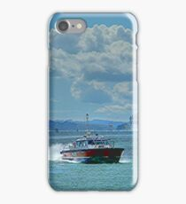 The Waitemata on the Waitemata.........Sparkling Waters ! iPhone Case/Skin