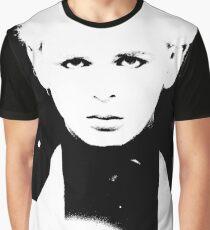 Replicas face art Graphic T-Shirt