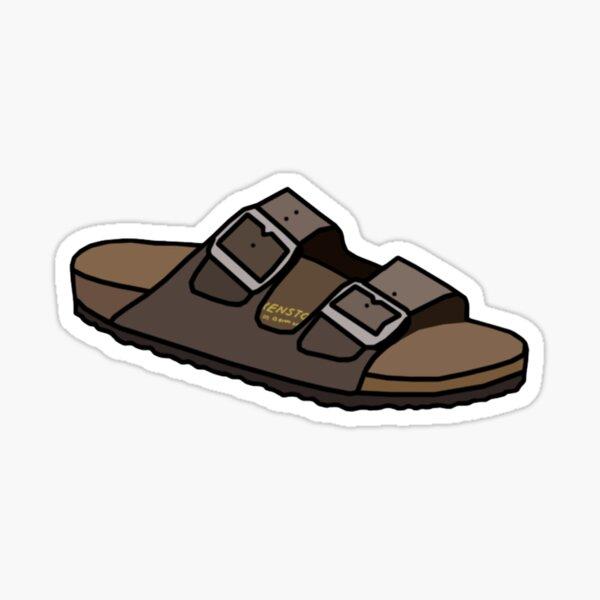 Birkenstock Sandal Sticker