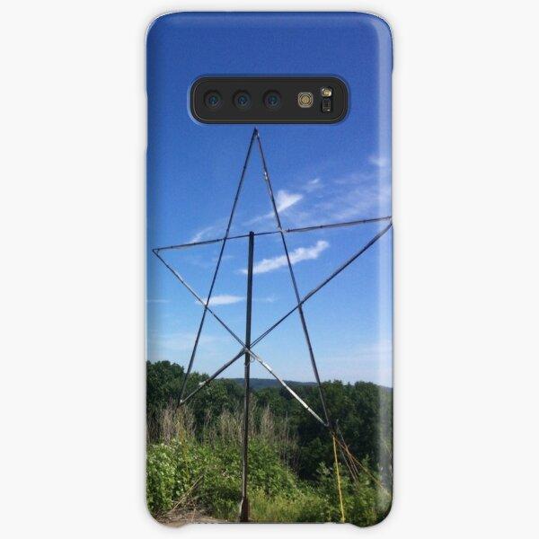 Star Point Samsung Galaxy Snap Case