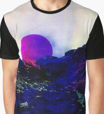 Bleeding Sun - Psych Art Graphic T-Shirt