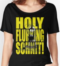 Holy Flurking Schnit! Women's Relaxed Fit T-Shirt