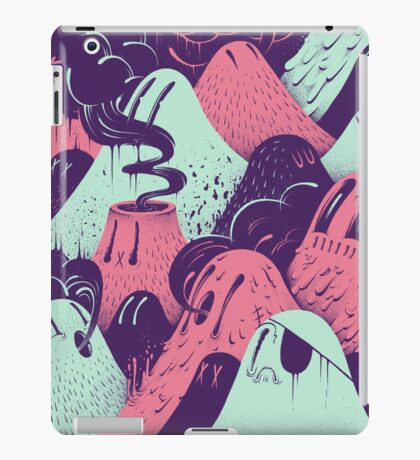 Lavalumps iPad Case/Skin