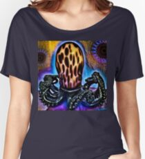 Octopus Smiles (Celebr8) Women's Relaxed Fit T-Shirt