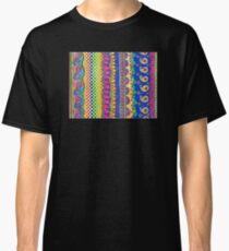 Color Borders Galore Classic T-Shirt
