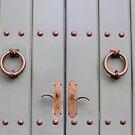 Please Knock by Paula Bielnicka