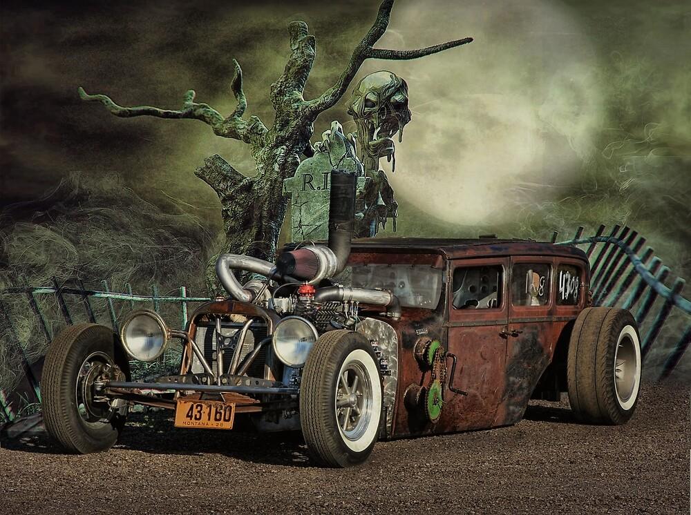 Rat Rod Studios Halloween 1 by ratrodstudios
